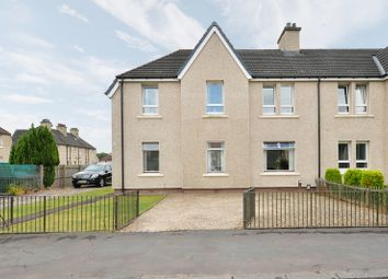 Thumbnail 3 bed flat for sale in Miller Street, Baillieston, Glasgow
