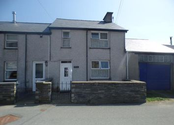 Thumbnail 3 bed end terrace house for sale in Glandwr Terrace, Glanpwll, Tanygrisiau, Blaenau Ffestiniog