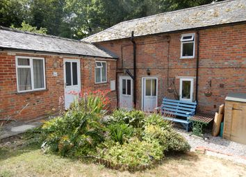 Thumbnail 1 bed cottage to rent in Winterbourne Road, Boxford