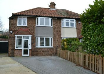 Thumbnail 3 bed semi-detached house for sale in Maida Way, London