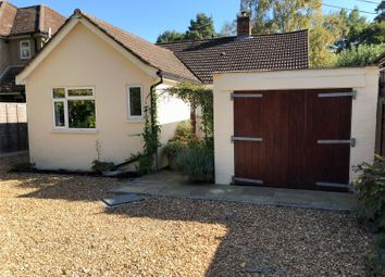 Thumbnail 3 bed bungalow to rent in Forest Road, Ascot, Berkshire