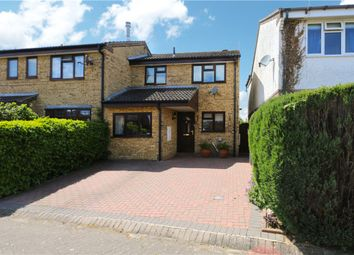 3 bed semi-detached house for sale in Petty Close, Romsey, Hampshire SO51