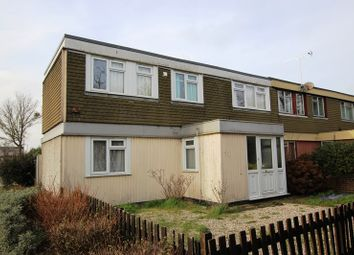Thumbnail 3 bedroom end terrace house for sale in Victoria Avenue, Southend-On-Sea