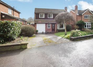 Thumbnail 4 bed detached house for sale in Wheathampstead Road, Harpenden
