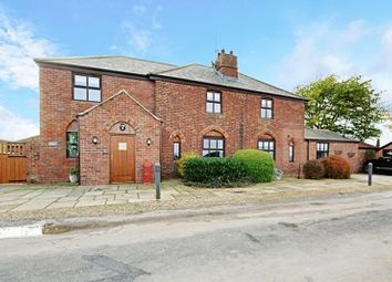 Thumbnail 5 bed detached house for sale in Village Road, Sunk Island, Hull