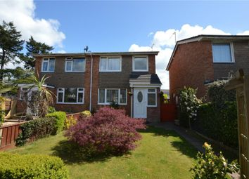 Thumbnail 3 bed semi-detached house for sale in Wells Avenue, Feniton, Honiton, Devon