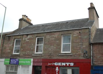 Thumbnail 3 bed flat for sale in High Street, Blairgowrie