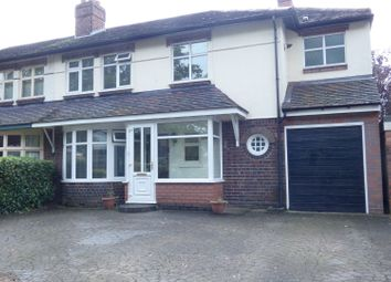 Thumbnail 3 bed semi-detached house for sale in Hill Lane, Bassetts Pole, Sutton Coldfield