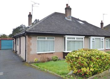 Thumbnail 2 bedroom bungalow for sale in Piccadilly Close, Scotforth, Lancaster