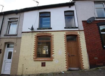 Thumbnail 3 bed terraced house for sale in Francis Street, Clydach, Tonypandy
