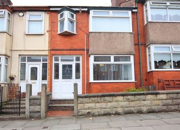 Thumbnail 3 bed terraced house for sale in Rossall Road, Old Swan, Liverpool