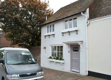 Thumbnail 4 bed cottage to rent in St Annes Cottage, High Street, Lewes