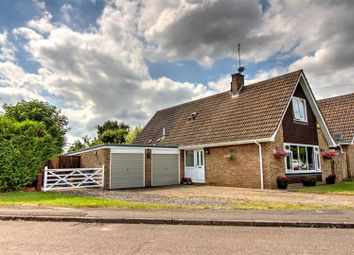 Thumbnail 3 bedroom property for sale in Firdale Close, Peakirk, Peterborough