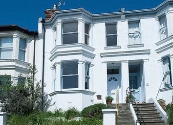 Thumbnail 4 bed terraced house for sale in Roundhill Crescent, Brighton, East Sussex