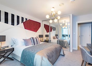 Thumbnail 1 bedroom flat for sale in Prestage Way, London