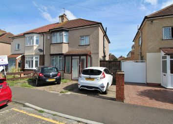 Thumbnail 3 bedroom semi-detached house for sale in Hamilton Road, Bexleyheath