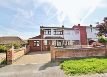 Thumbnail 3 bed end terrace house for sale in Lodge Lane, Collier Row, Romford