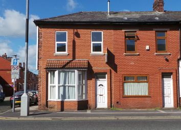 Thumbnail 3 bedroom end terrace house to rent in New Hall Lane, Preston
