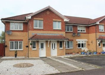 Thumbnail 3 bed terraced house for sale in Dalmore Drive, Gartlea, Airdrie, North Lanarkshire