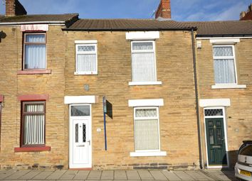 Thumbnail Terraced house for sale in Craddock Street, Bishop Auckland