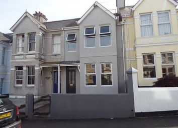 Thumbnail 3 bed terraced house for sale in Torpoint, Cornwall