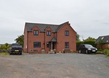 Thumbnail 4 bed detached house for sale in Soudley, Cheswardine