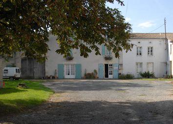 Thumbnail 3 bed farmhouse for sale in 17700, Saint-Jean-D'angély, Charente-Maritime, Poitou-Charentes, France
