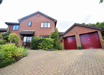 Thumbnail 4 bed detached house for sale in The Croft, Chandlers Ford, Eastleigh, Hampshire