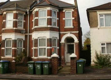Thumbnail 7 bed shared accommodation to rent in Lodge Road, Portswood, Southampton