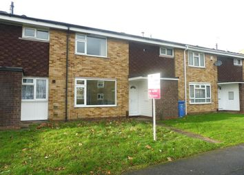 Thumbnail 3 bedroom town house for sale in Coleraine Close, Chaddesden, Derby