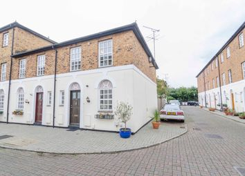 Thumbnail 2 bed end terrace house for sale in Copenhagen Gardens, London