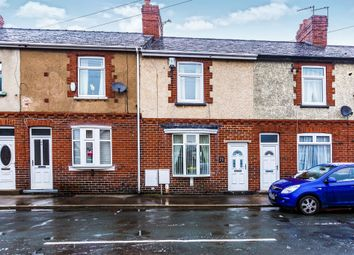 Thumbnail 2 bed terraced house for sale in Clifford Street, Cudworth, Barnsley