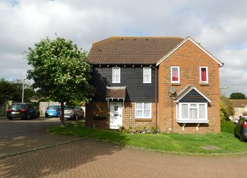 Thumbnail 1 bed end terrace house to rent in Carpenters Close, Rochester
