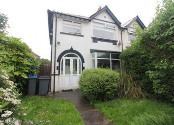 Thumbnail 3 bed property to rent in Garstang Rd West, Blackpool