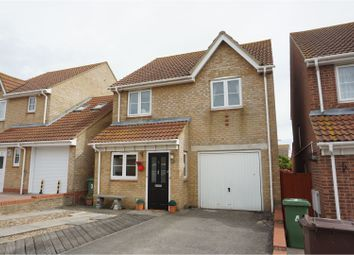Thumbnail 3 bed detached house for sale in Condor Close, Sheerness
