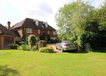Thumbnail 6 bed detached house to rent in Basted Lane, Crouch, Borough Green, Sevenoaks