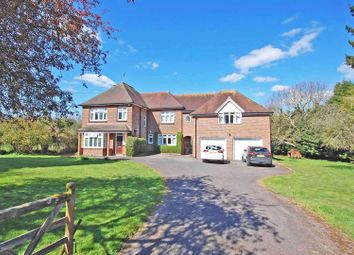 Thumbnail 5 bed detached house for sale in Alderford Street, Sible Hedingham, Halstead