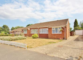 Thumbnail 2 bedroom semi-detached bungalow for sale in Edifred Road, Bournemouth