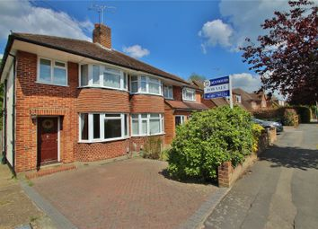 Thumbnail 3 bedroom semi-detached house for sale in Horsell, Surrey