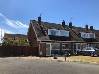 Thumbnail 2 bed end terrace house for sale in Woburn Avenue, Tuffley, Gloucester