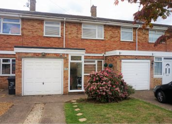 Thumbnail 3 bed terraced house for sale in Cottage Close, Kingsthorpe, Northampton