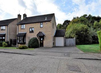 Thumbnail 4 bed detached house for sale in Dryleys, Orton Longueville, Peterborough