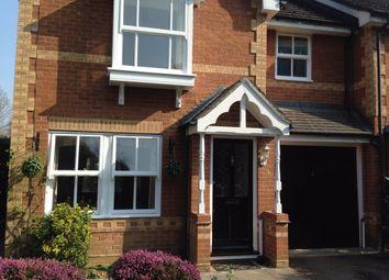 Thumbnail 3 bed terraced house to rent in Verbena Close, Winnersh, Wokingham, Berkshire