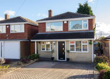 Thumbnail 3 bed detached house for sale in Thorpe Avenue, Chase Terrace, Burntwood