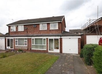 Thumbnail 3 bed semi-detached house for sale in Chesterholm, Carlisle, Cumbria
