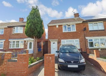 Thumbnail 2 bed semi-detached house for sale in Gilbert Road, Sunderland