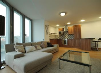 Thumbnail 2 bed flat to rent in Forth Bank Tower, Newcastle Upon Tyne