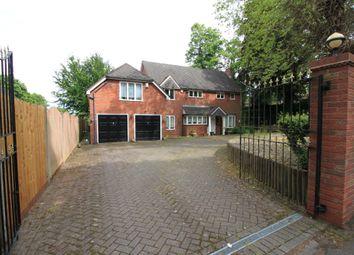 Thumbnail 6 bed detached house for sale in Norfolk Road, Edgbaston, Birmingham