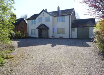 Thumbnail 4 bed detached house for sale in The Gables, Main Street, Longford