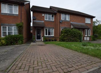 Thumbnail 2 bed end terrace house for sale in Curlew, Aylesbury